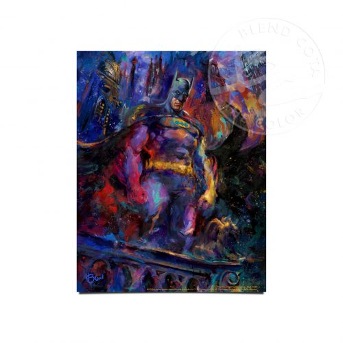 "The Dark Knight - 11"" x 14"" Art Prints"