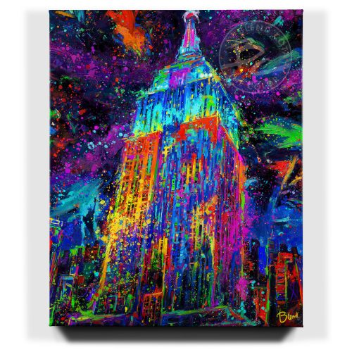 Lights of Hope - Limited Edition Canvas