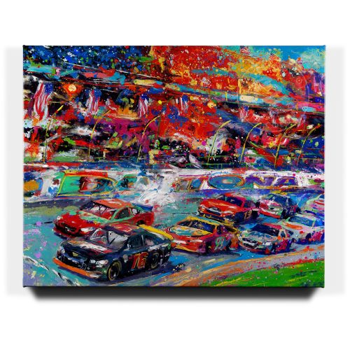 The Great American Race - Limited Edition Canvas